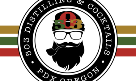 Oregon's 503 Distilling claims four medals at the prestigious American Distilling Institute Judging of Craft Spirits Awards