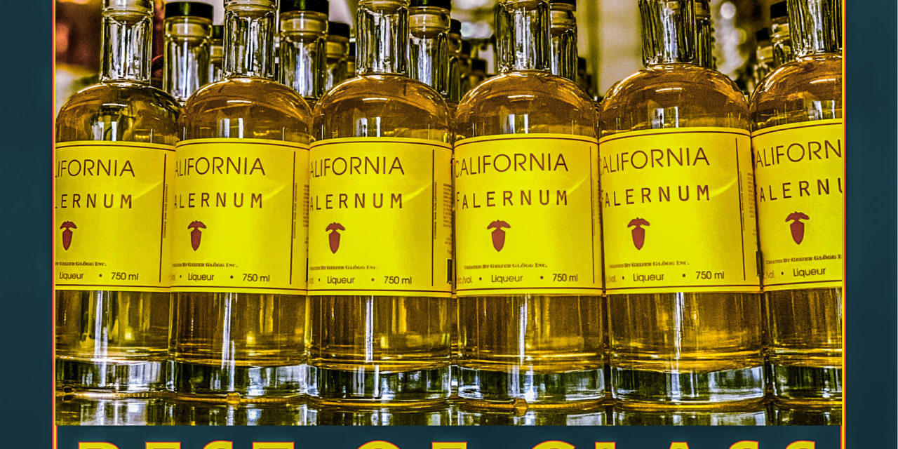 """San Francisco-based """"California Falernum"""" wins Best in Class at the renowned ADI competition"""