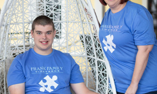 """Frank Family Vineyards' """"Frank for a Cause"""" Campaign Will Benefit Autism Speaks"""