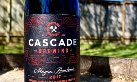 Cascade Brewing releases Mayan Bourbonic, a variation of its fan favorite Bourbonic Plague