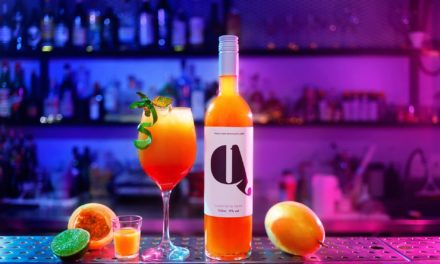 Quetzalli is the first bottled cocktail made with tequila in Brazilian market
