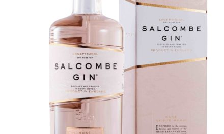SALCOMBE GIN 'ROSÉ SAINTE MARIE' WINS DOUBLE GOLD AT THE SAN FRANCISCO WORLD SPIRITS COMPETITION 2020