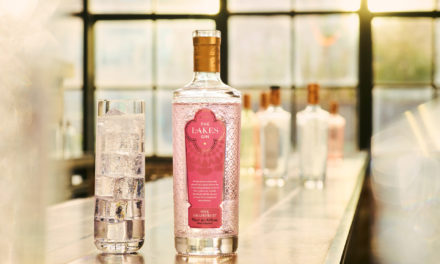 Introducing The Lakes Pink Grapefruit Gin