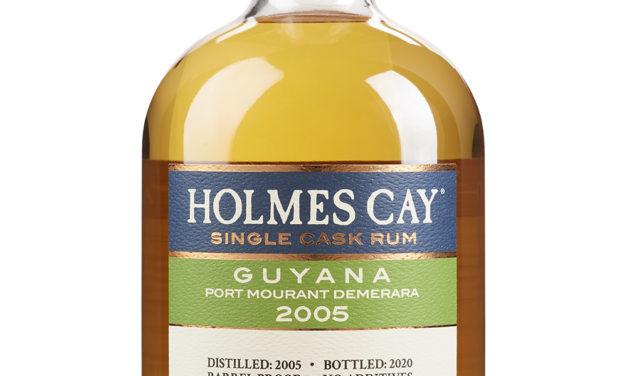HOLMES CAY – SINGLE CASK RUM BRINGS FIJI AND GUYANA EDITIONS TO U.S.