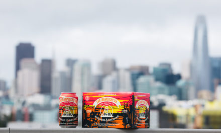 Anchor Brewing Company Releases Spring/Summer Collaboration Brew, San Franpsycho® IPA