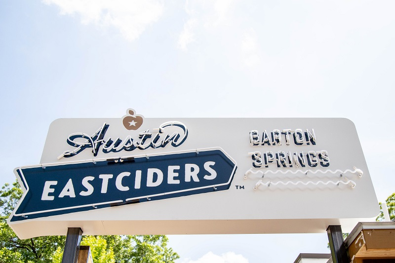 Austin Eastciders Expands into the Heart of Austin with New Tap Room and Restaurant – OPENING THIS SUMMER