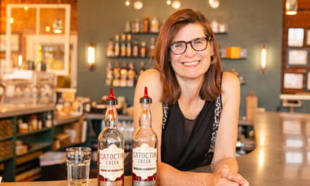 Catoctin Creek Distilling Company's Becky Harris elected ACSA President of the Board of Directors