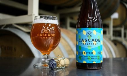 Cascade Brewing introduces Citrus Noyaux in 500ml bottles