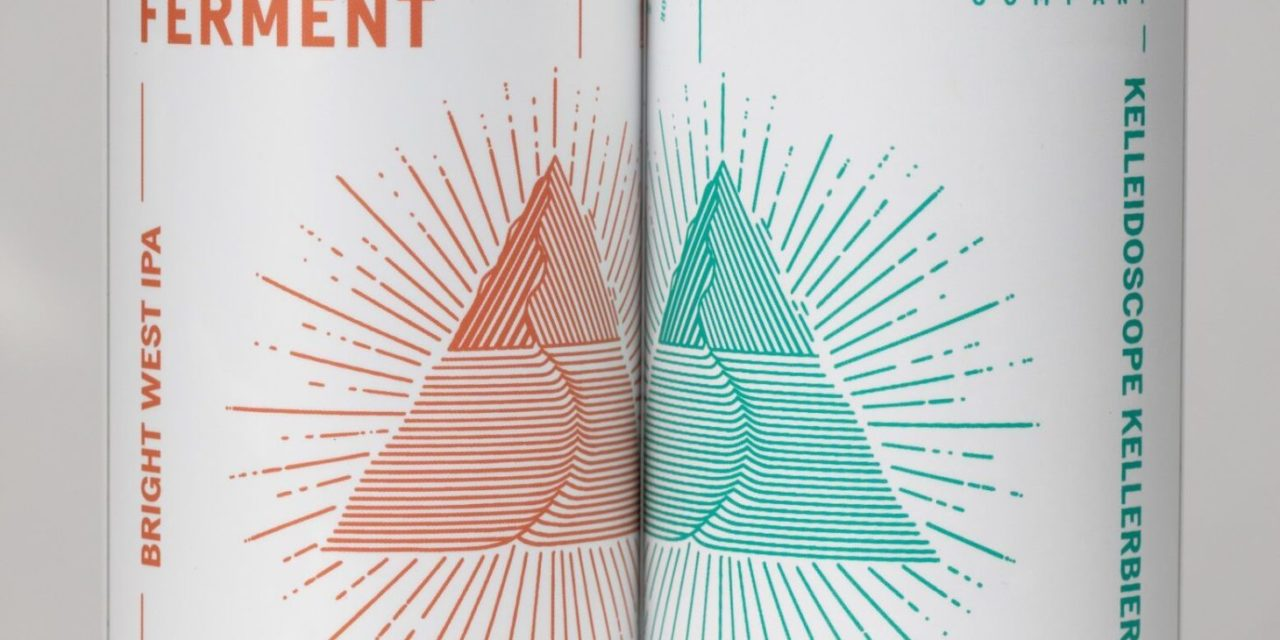 Ferment Brewing Co. Launches a Quarterly 16-ounce Can Line Featuring a Top Ferment Ale and a Bottom Ferment Lager