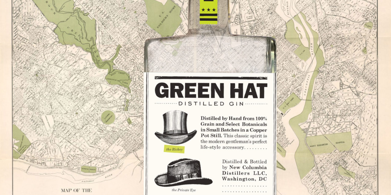 Green Hat Gin Partners with RNDC in Maryland and Washington, D.C.