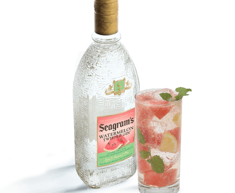 SEAGRAM'S GIN LAUNCHES NEW WATERMELON TWISTED GIN