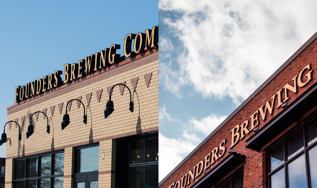 Founders Brewing Co. Will Reopen Taprooms on June 10 for In-Person Dining
