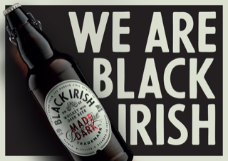 Black Irish is Irish Whiskey at its darkest