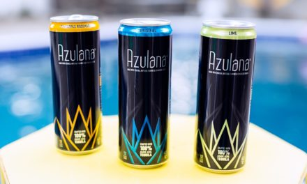 AZULANA, THE FIRST AND ONLY READY TO DRINK BEVERAGE MADE WITH 100% BLUE AGAVE TEQUILA AND SPARKLING WATER, EXPANDS NATIONALLY, LAUNCHING ACROSS FOUR ADDITIONAL US STATES