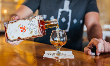 State 38 Distilling Signs with Republic National Distributing Co.