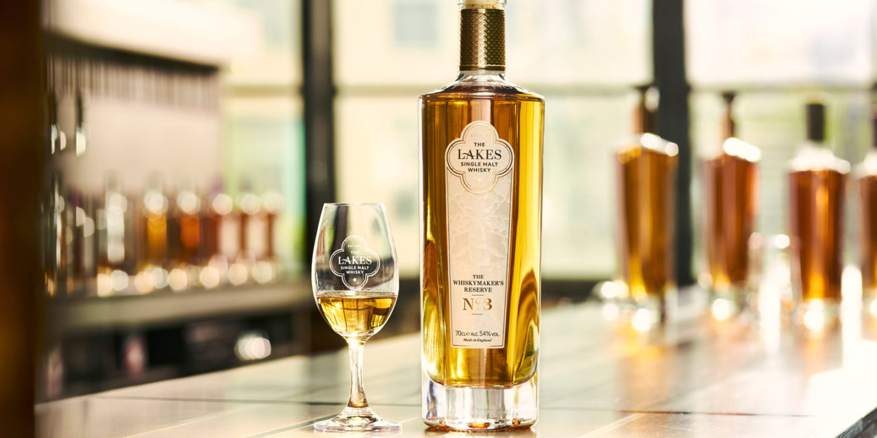 Introducing The Lakes Single Malt Whisky, The Whiskmaker's Reserve No.3