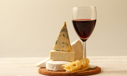 July 25: National Wine and Cheese Day