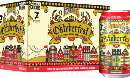 Founders Brewing Co. Will Release Oktoberfest To Raise Awareness for ArtPrize