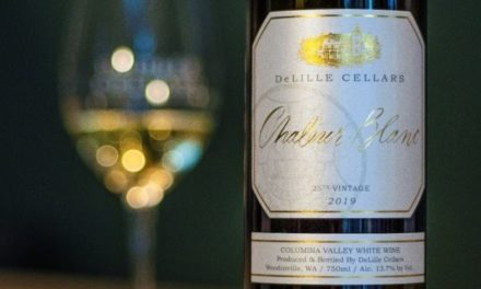 DeLille Cellars Releases 25th Vintage of Chaleur Blanc