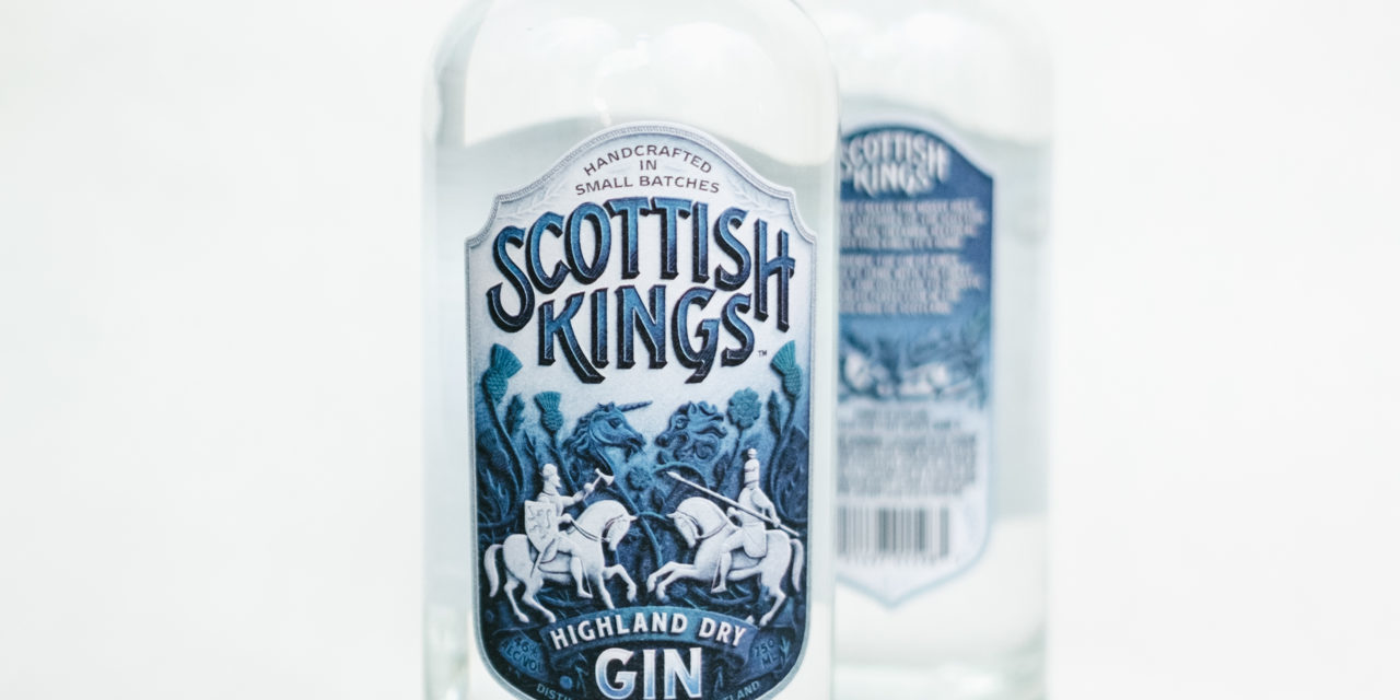 Scottish Kings: Gin that drinks like scotch
