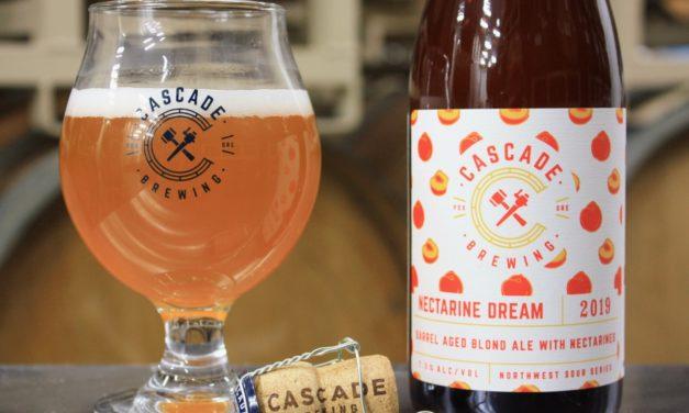 Cascade Brewing to release Nectarine Dream 2019 and Native Bramble 2019