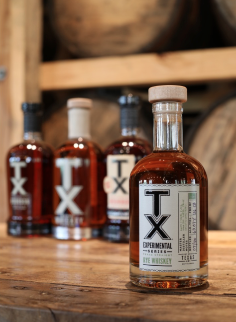 MEDIA ALERT: Firestone & Robertson Distilling Co. Launches The TX Experimental Series