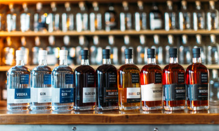 """SPIRIT WORKS DISTILLERY NAMED """"2020 DISTILLERY OF THE YEAR"""" American Distilling Institute (ADI) Awards Spirit Works distillery with Prestigious Bubble Cap Award for Excellence, Innovation and Community Leadership"""