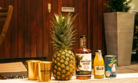SPICE-DUP NATIONAL PIÑA COLADA DAY THIS JULY WITH THE DUPPY SHARE'S EPIC HOME PIÑA COLADA KIT