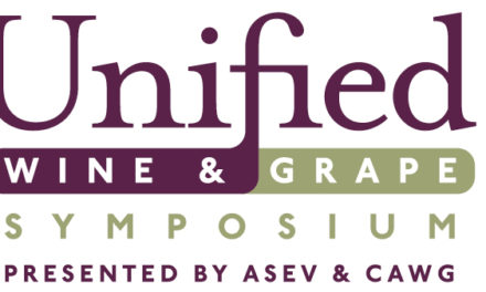 Unified Wine & Grape Symposium Moves to Virtual Conference and Trade Show in January 2021