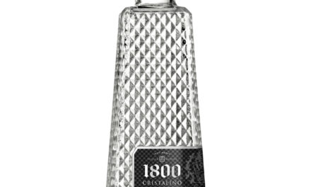1800 TEQUILA DEBUTS 1800 CRISTALINO, A CLEAR AND COMPLEX SIPPING TEQUILA, MERGING BOTH THE VISUAL AND THE SENSORY