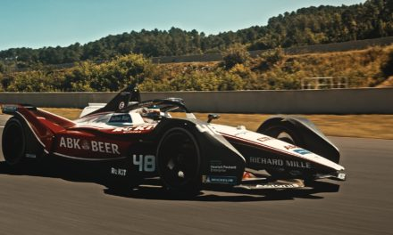 ROKiT Venturi Racing teams up with ABK Beer for Formula E finale
