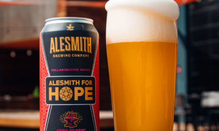 AleSmith and Anvil of Hope Brew Support for Frontline Workers