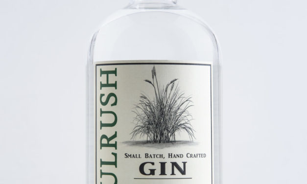 BULRUSH GIN WILL BE AVAILABLE FOR CONSUMER PURCHASE ONLINE THIS WEEK