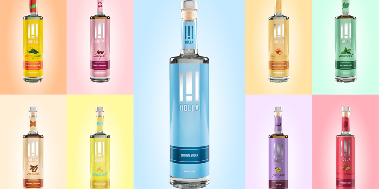 Holla Spirits Expands Distribution in Pennsylvania
