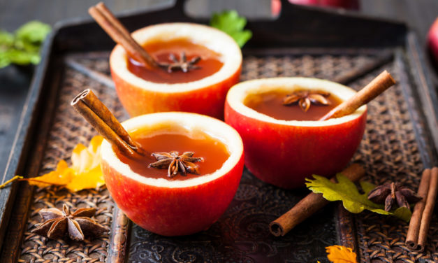 September 30: Hot Mulled Cider Day