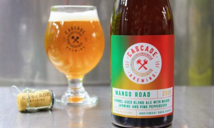 Cascade Brewing Releases Mango Road, a Brand New Northwest Sour Ale