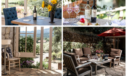 LADERA VINEYARDS UNVEILS A NEW HOME IN NAPA VALLEY