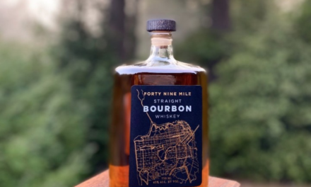 San Francisco Distilling Company Launches Forty Nine Straight Bourbon