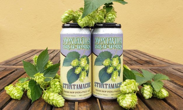 Montavilla Brew Works cans several established brands, including a Fresh Hop IPA and a second canning of its anniversary ISA