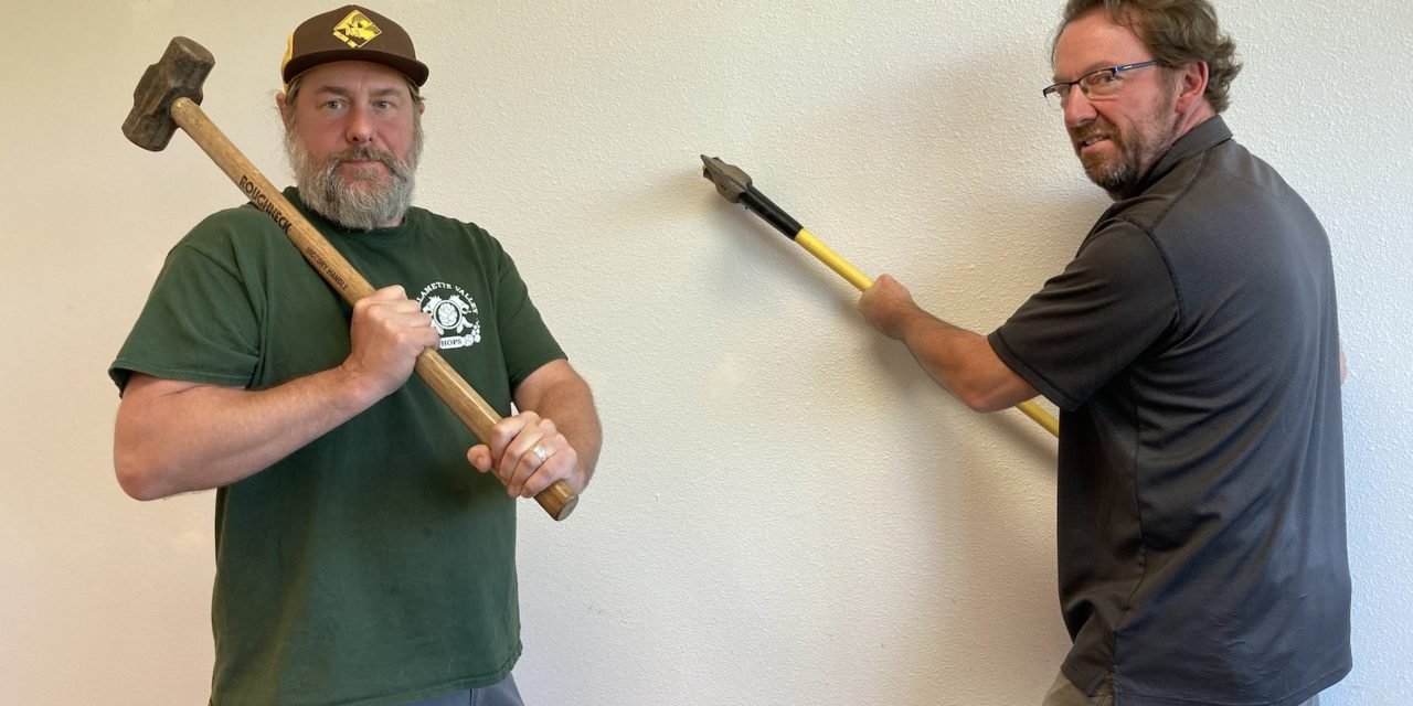 Coin Toss Brewing Defies the Pandemic Odds, Announces Expansion of its Oregon City Brewery and Taproom
