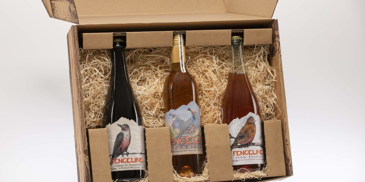 Fenceline Cider Launches Seasonal Quarterly Cider Club