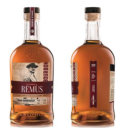 MGP Debuts 2020 Barrels of George Remus® Single Barrel Bourbon Whiskey