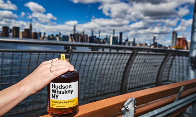 WHISKEY AS BOLD AS NEW YORK