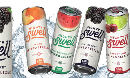 Mighty Swell Spiked Seltzer Launches New Flavor, Introduces Brand Refresh and Sells 12-Million Cans