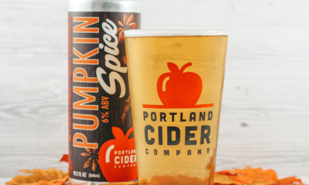 Portland Cider Co. releases Pumpkin Spice as part of Small Batch Series