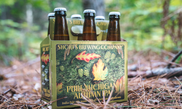 Pure Michigan and Short's Brewing Company Encourage Travelers to #HopIntoMichigan with Pure Michigan Autumn IPA