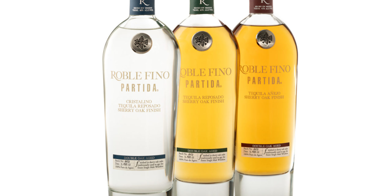 The Single Malt of Tequila: Introducing Partida Roble Fino Tequila