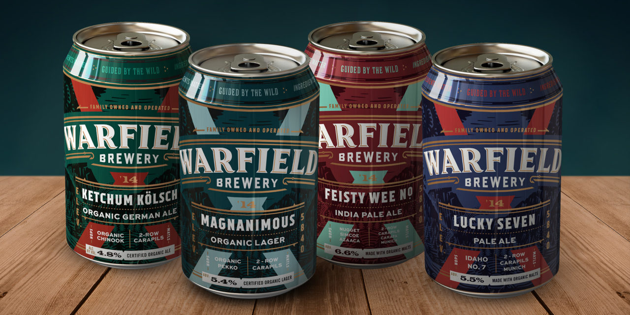 Warfield Distillery & Brewery Announces Packaging Change to Aluminum Cans