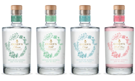 CEDER'S LAUNCHES NON-ALCOHOLIC GIN IN THE U.S.