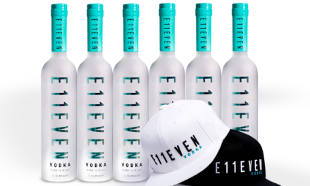 INTRODUCING E11EVEN VODKA: Made in Miami and Born to Be the Life of the Party, E11EVEN Vodka Makes its Debut